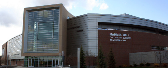 Mammel Hall – UNO College of Business Administration