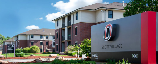University of Nebraska at Omaha – South Dorms