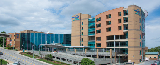 Childrens Hospial SPC and 8400 Buidling